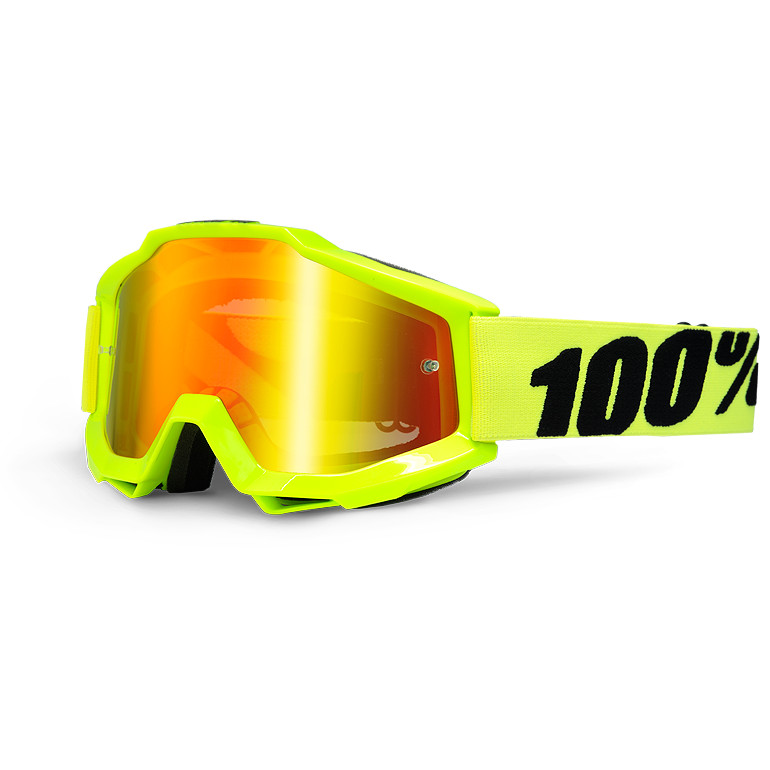 100% - ACCURI - FLUO YELLOW