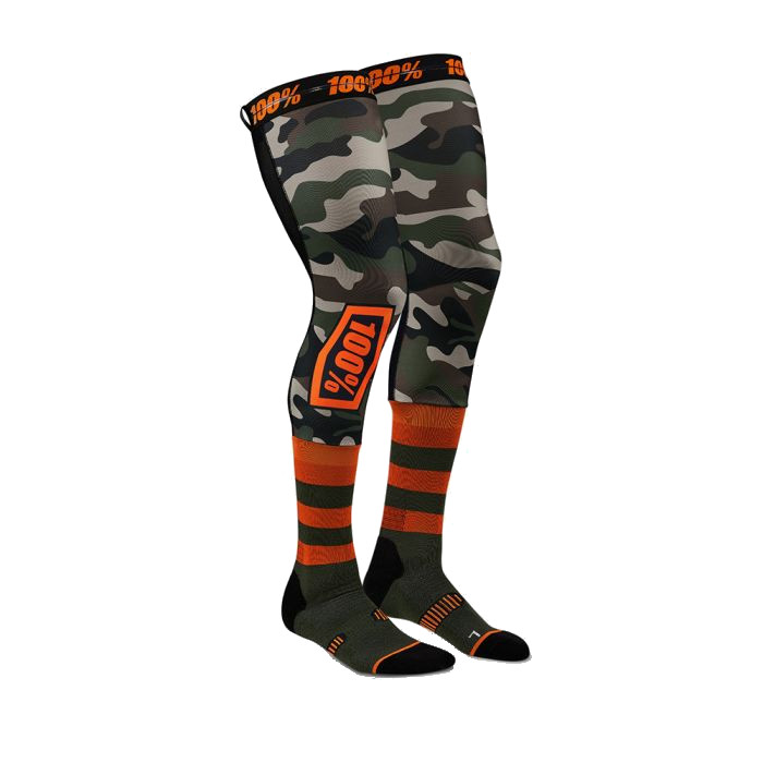 100% - SOCKS - REV PERFORMANCE MOTO SOCK - CAMO