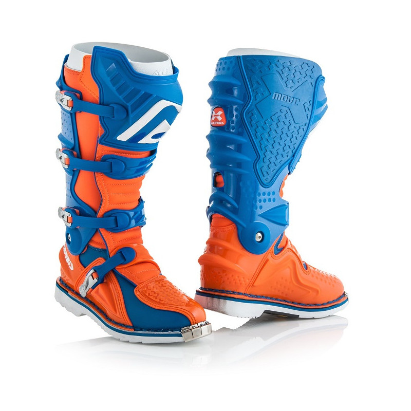 ACERBIS - X-MOVE 2.0 - BLUE ORANGE