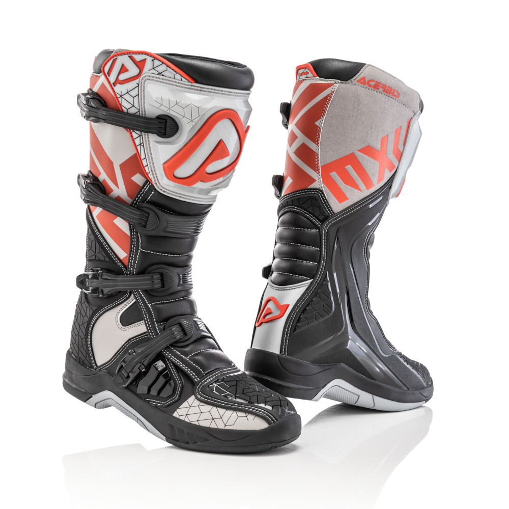 ACERBIS - X-TEAM - BLACK GREY