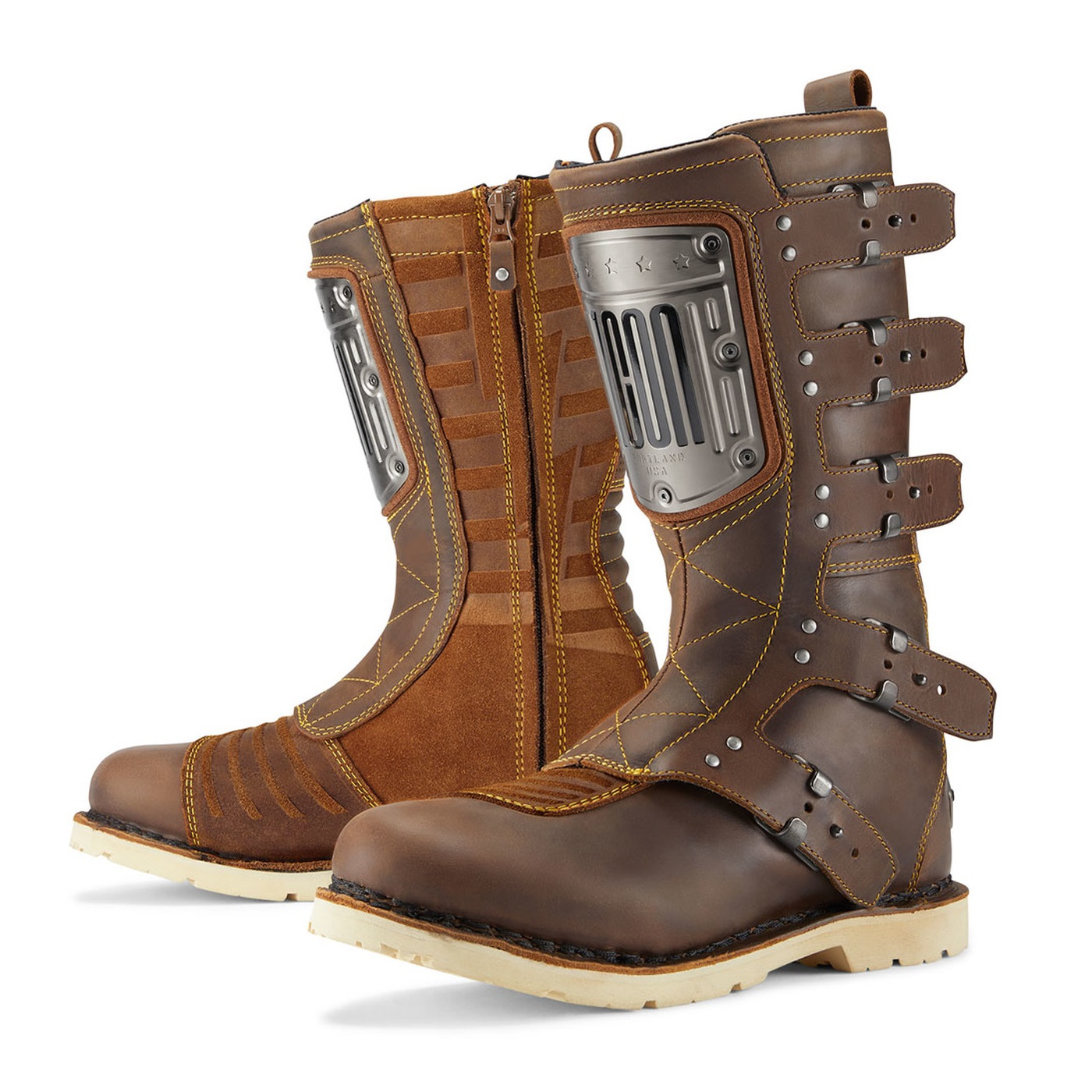 ICON - ELSINORE BOOT JOHNNY BROWN